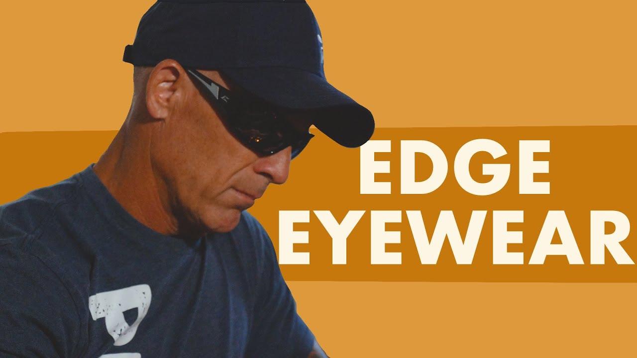 SICK Safety Glasses! Edge Eyewear