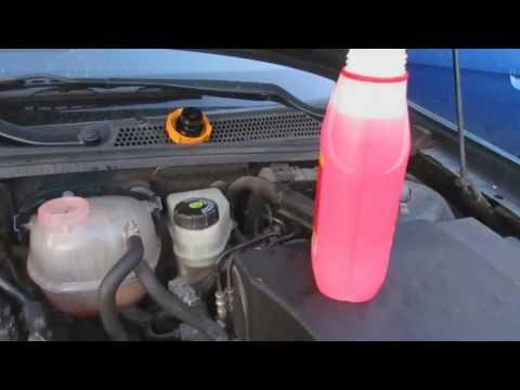 Система охлаждения двигателя опель аскона 1 6