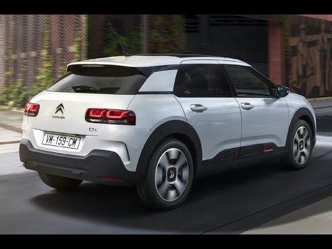Citroën C4 cactus 2018 - Tecnologia a bordo (Top Sounds)
