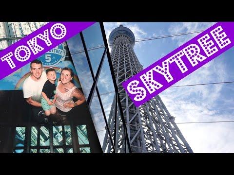 Tokyo Skytree  |  Tokyo Metro & Suica