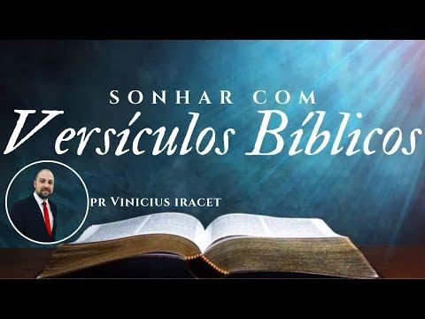 Sonhar Com Versículos Bíblicos - Pr Vinicius Iracet
