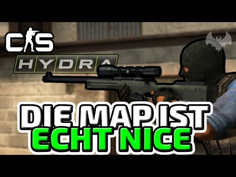 DIE MAP IST ECHT NICE - ♠ CS:GO OP. HYDRA MISSIONS ♠ - Deutsch German - Dhalucard