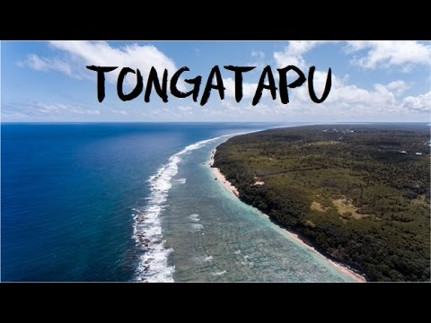 THE AMAZING LANDSCAPES OF TONGATAPU!! | Traveling Tonga Days