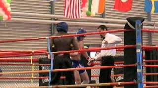 Williams illemay vs Ukraine en italie WTKA.part3