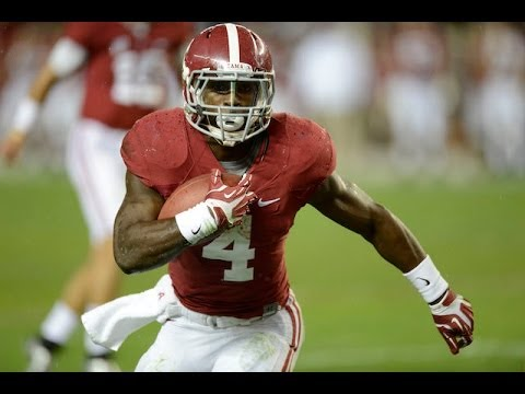 "TJ Yeldon Highlights || ""Can"