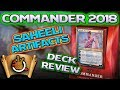 Saheeli Artifacts- Commander 2018- Exquisite Invention | The Command Zone #221 | Magic the Gathering