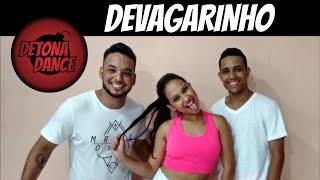 Baixar DEVAGARINHO - MC DELANO / ALISSON MAX (COREOGRAFIA - DETONA DANCE)
