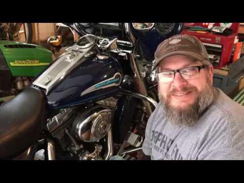 Cleaning a Harley Throttle Body - Symptom - Sticky Throttle