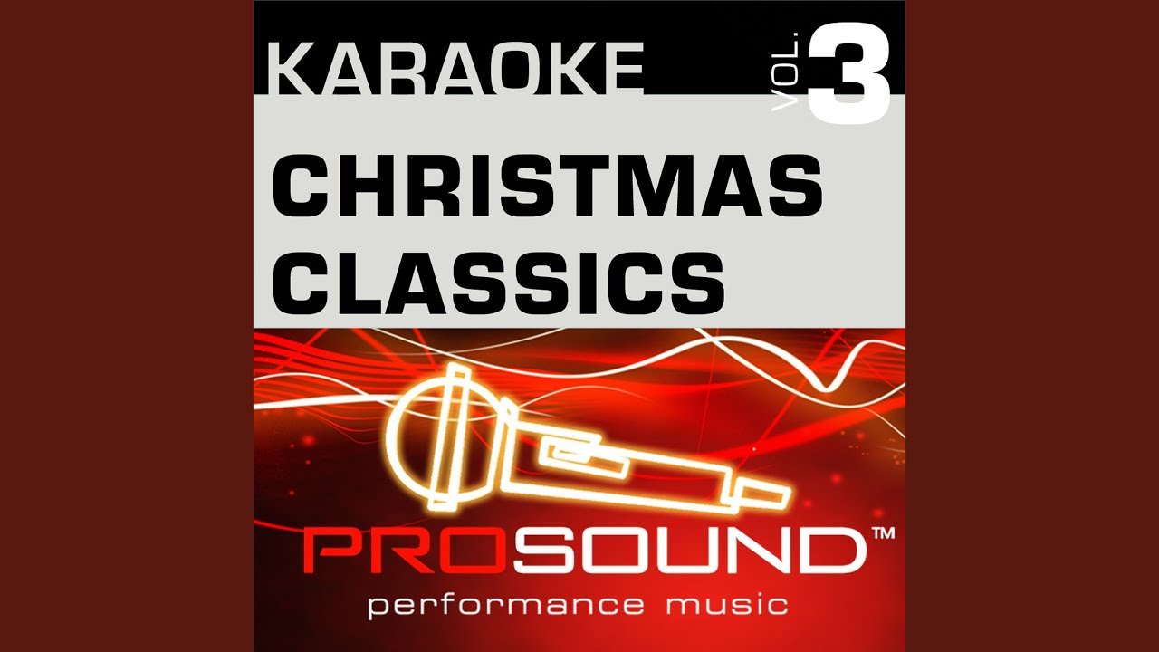 Nuttin\' For Christmas (Karaoke Instrumental Track) (In the style of ...