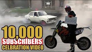 10000 SUBSCRIBERS CELEBRATION VIDEO !