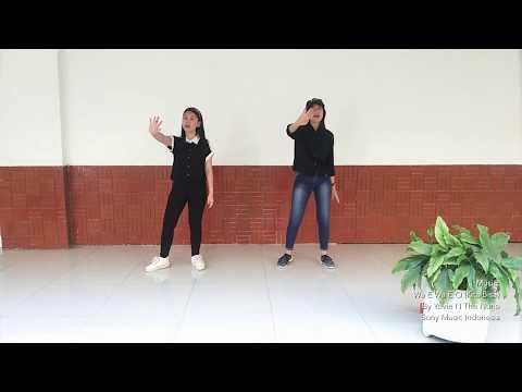 MOB UBAYA 2018 THEME SONG DANCE TUTORIAL