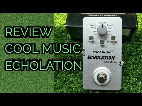 Review Cool Music Echolation