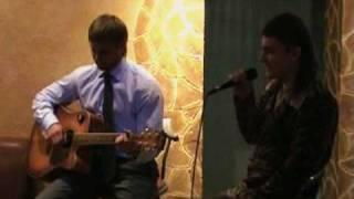 NAZAR  поёт песню Александра Рыбака