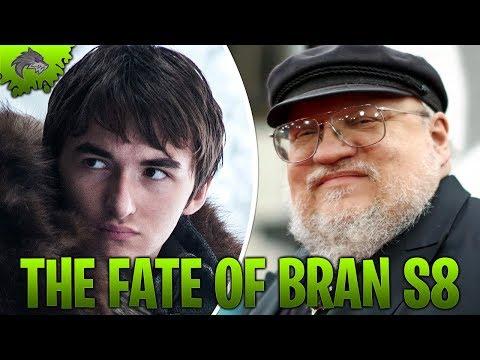 Game of Thrones Season 8 Predictions The Fate of Bran Stark PART 1   Lycan Studios
