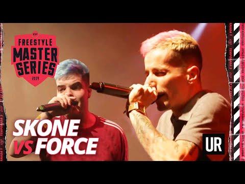 SKONE VS FORCE - FMS ESPANA - ASTURIAS - JORNADA 7 - 2019