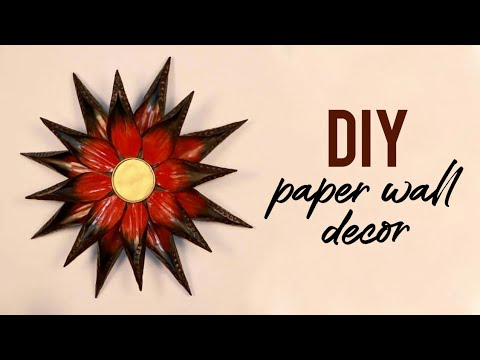 diy-paper-wall-hanging-/paper-wall-decor