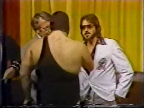 Dream Machine Quits First Family! (3-7-81) Classic Memphis Wrestling Angle