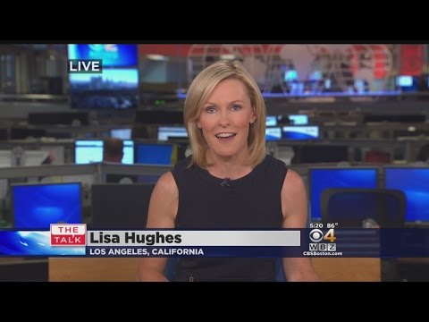 WBZ-TV's Lisa Hughes Expecting The Unexpected As Guest Host Of 'The Talk'