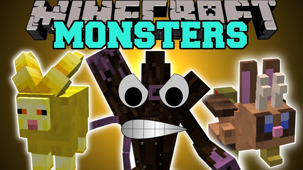 minecraft how to kill all mobs 1.9