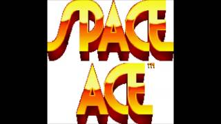 Space Ace (SNES) Music - Dodging Obstacles