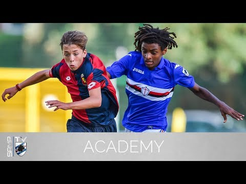 Highlights Giovanissimi A 2004: Sampdoria-Genoa 3-2