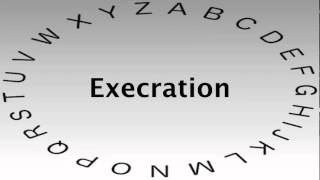 SAT Vocabulary Words And Definitions U2014 Execration