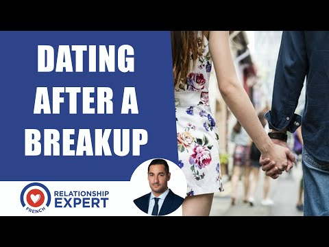 dating quickly after breakup