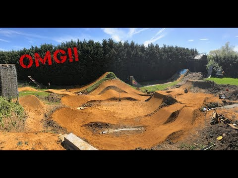 THE BEST PUMP TRACK VIDEO YET!!