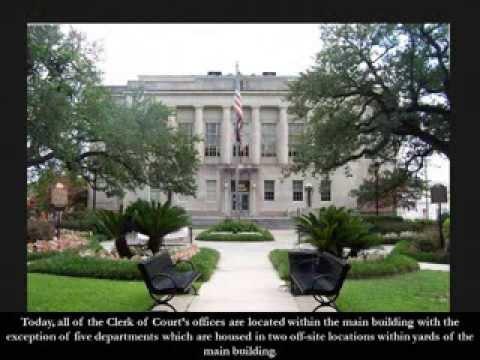History of the Terrebonne Parish Courthouse