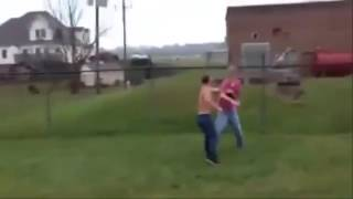 Brutal KO The Other Guy Had No Idea They Were Fighting.mp4