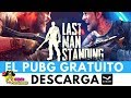 DESCARGAR LAST MAN STANDING || EL PUBG FREE TO PLAY ||