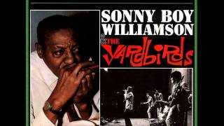 Sonny Boy Williamson II & The Yardbirds - Slow Walk (Yardbirds Beat)