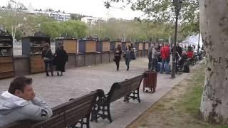 Tbilisi.Old book.Dry Bridge.Native language Park.Тбилиси.Старые книги.Сухой Мост.Парк Родного Языка.(, 2015-05-10T09:16:55.000Z)