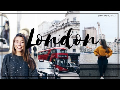 London – Travel Vlog