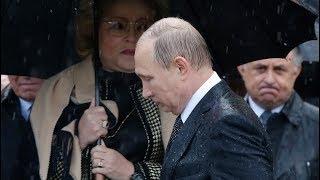 👎 Путин будет президентом в четвёртый раз.