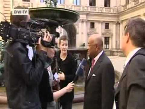 Sri Lankan Born Ian Kiru Karan Becomes German Minister
