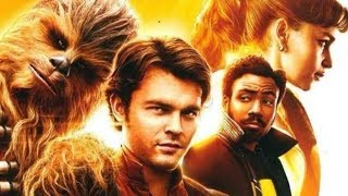 Solo: A Star Wars Story Tribute.