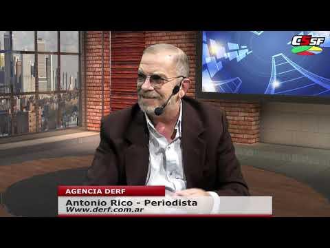 Antonio Rico: Ya estamos con un dólar a 50 pesos