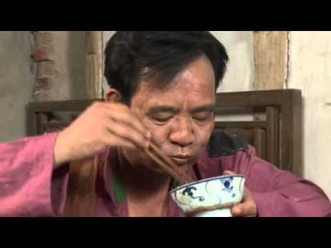 Cá kho Bá Kiến quý tộc - Quang Tèo trong vai Chí Phèo