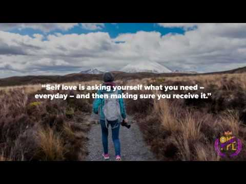 Inspiring Love Yourself Quotes | Self Love Quotes