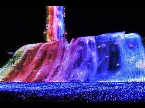 ハウステンボス イルミネーション「光の王国」 Japan No,1 illumination