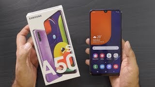 Samsung Galaxy A50s Unboxing & Overview A Camera Smartphone!