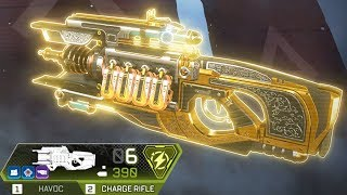 *NEW* Charge Rifle is OP in Apex Legends!