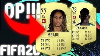 💥 DAS sind DIE OP Spieler AUS DER BUNDESLIGA in FIFA 20!!! 💥