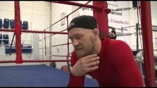 Conor McGregor Interview