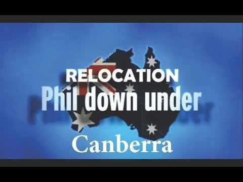 Relocation Phil Down Under S02E03 Canberra 2010