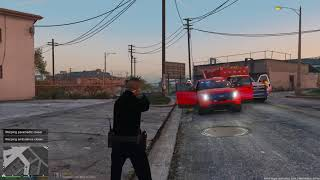 GTA 5 MOD - MORE POLICE WORK (GTA 5 REAL LIFE POLICE PC MOD)