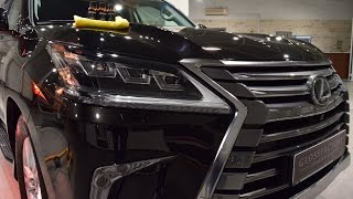 Lexus LX450d  - нанотитановое защитное покрытие Modesta(Lexus LX450d - нанотитановое защитное покрытие Modesta Детейлинг центр http://GFdetaling.com Екатеринбург, Сибирский тракт,..., 2015-12-09T19:57:21.000Z)