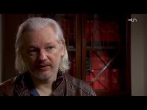 Pardonnez-moi - L'interview de Julian Assange