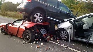 Самые жестокие аварии